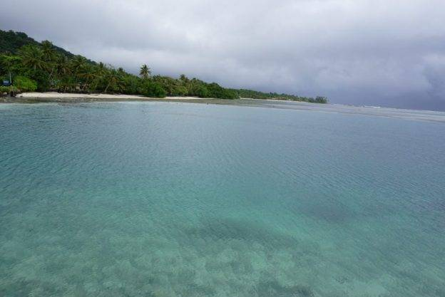 Central Pacific Islands