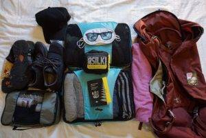 Packing for South America