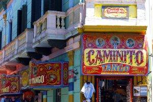 bike tours in Buenos Aires through Camino