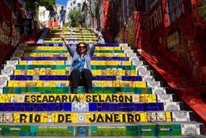 Selaron Steps Rio