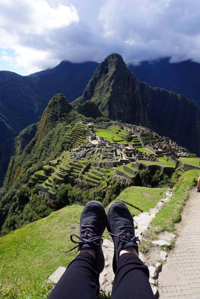 Machu Picchu - my 6th new wonder of the world - Travelgal Nicole