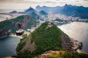Sugarloaf Rio de Janeiro Tourist Attractions