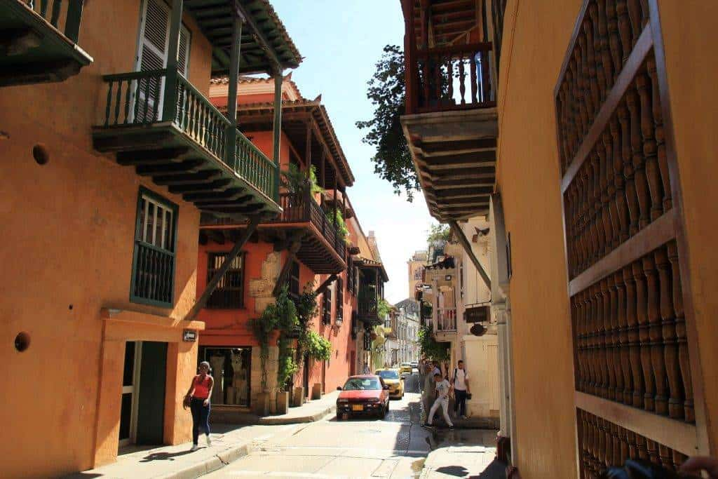 Cartagena one of the best places to visit in Colombia