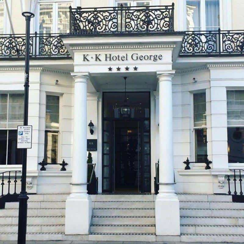 K+K George Hotel