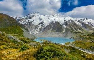 Alpine Lakes South Island New Zealand Itinerary