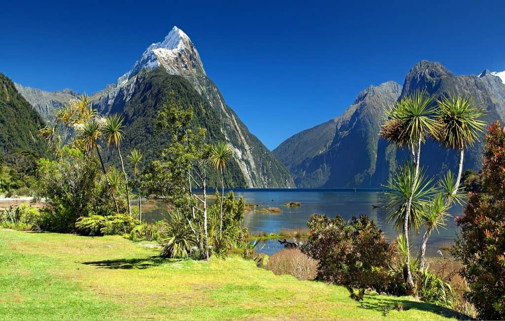 South Island New Zealand Itinerary