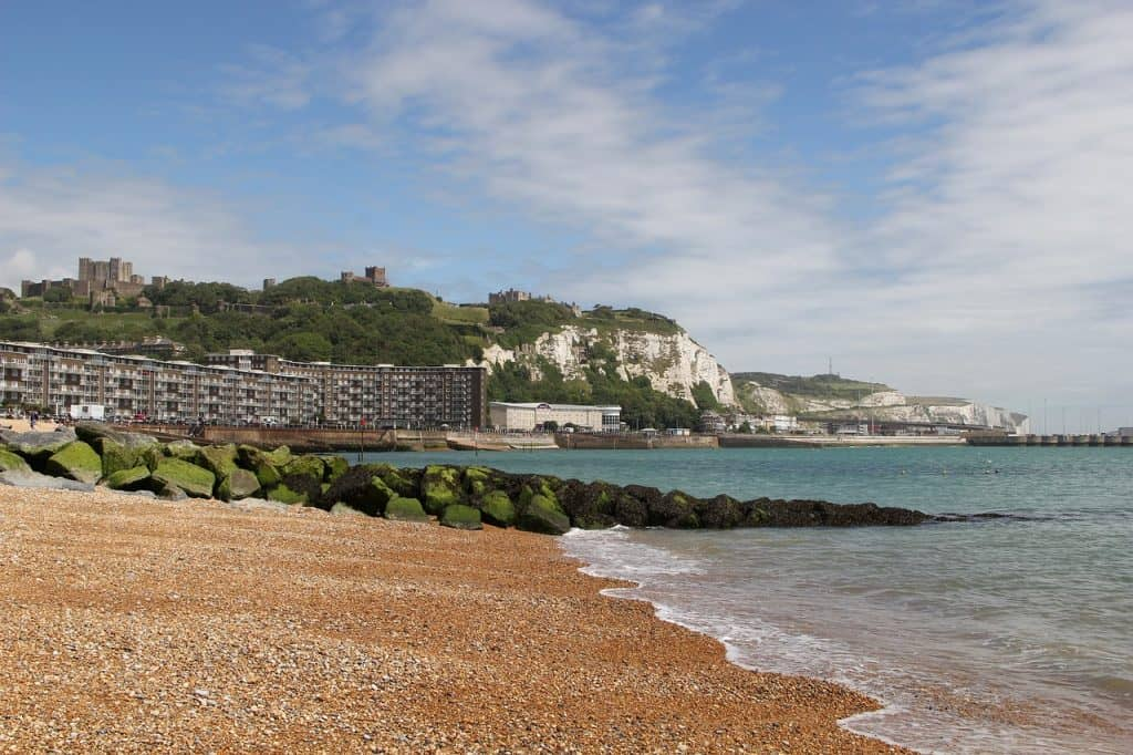 best beaches in kent