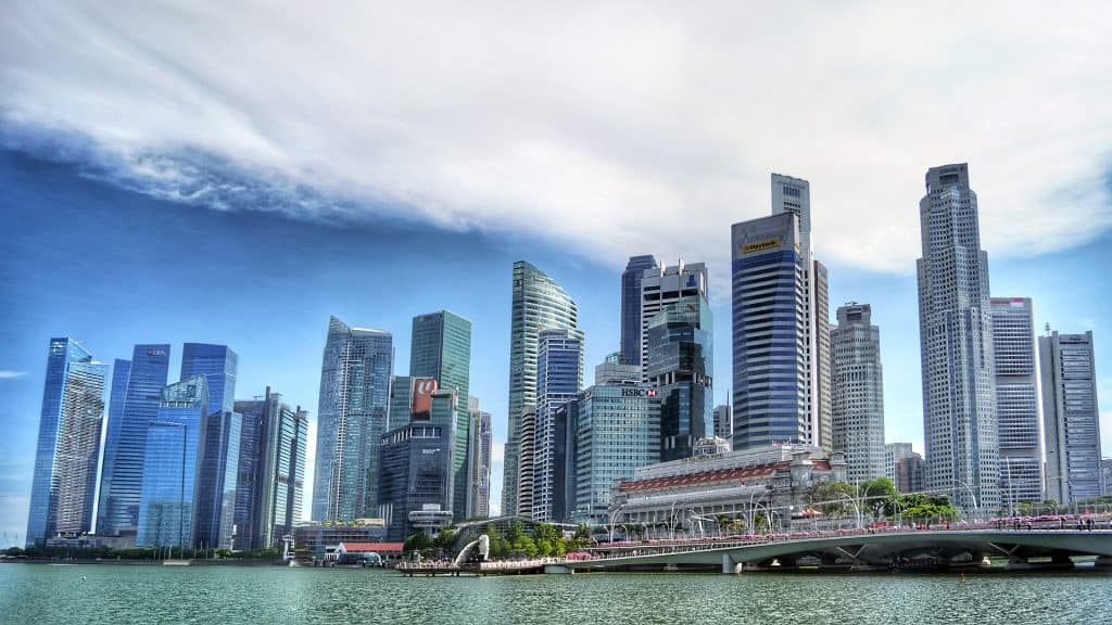 Instagrammable Places in Singapore