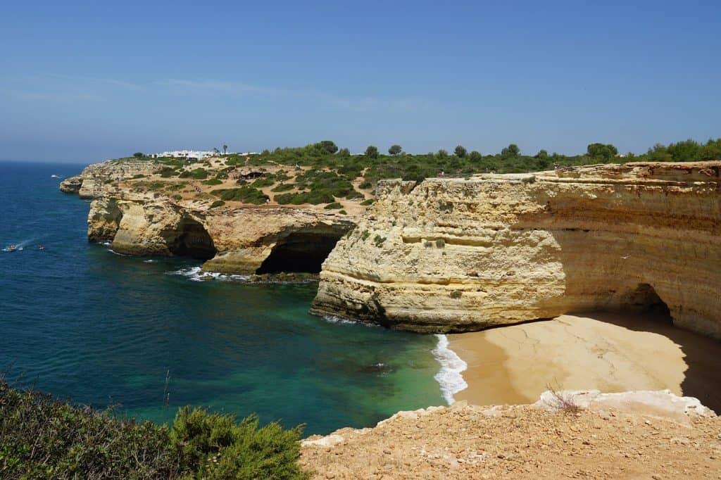 Benagil Sea Cave Portugal
