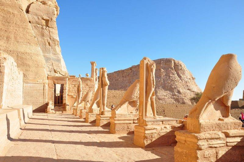 Egypt Itinerary 7 days Ancient Egyptian Landmarks and Egypt Points of Interest