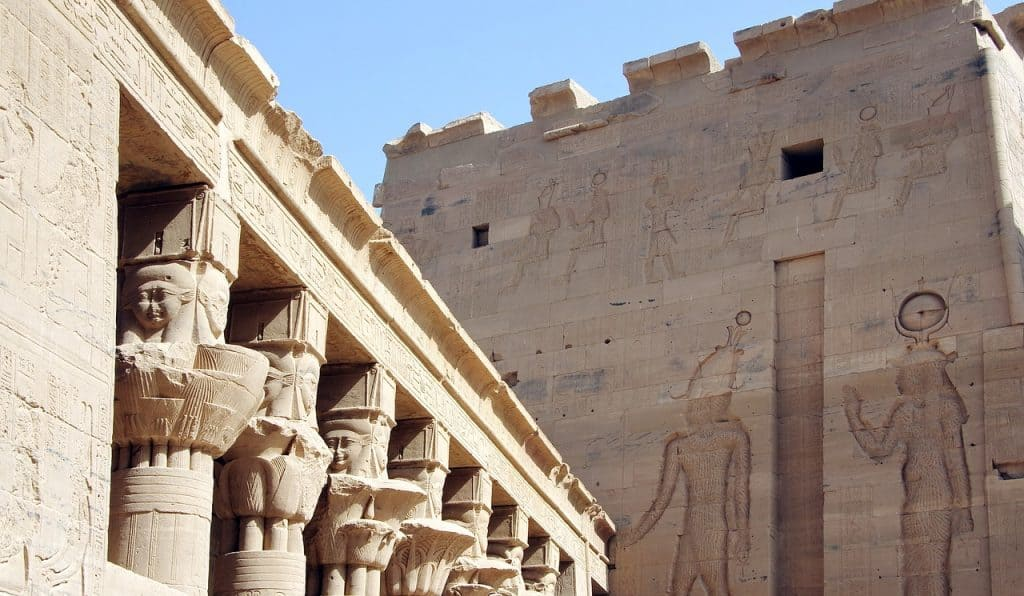 Philae Egypt Itinerary 7 days