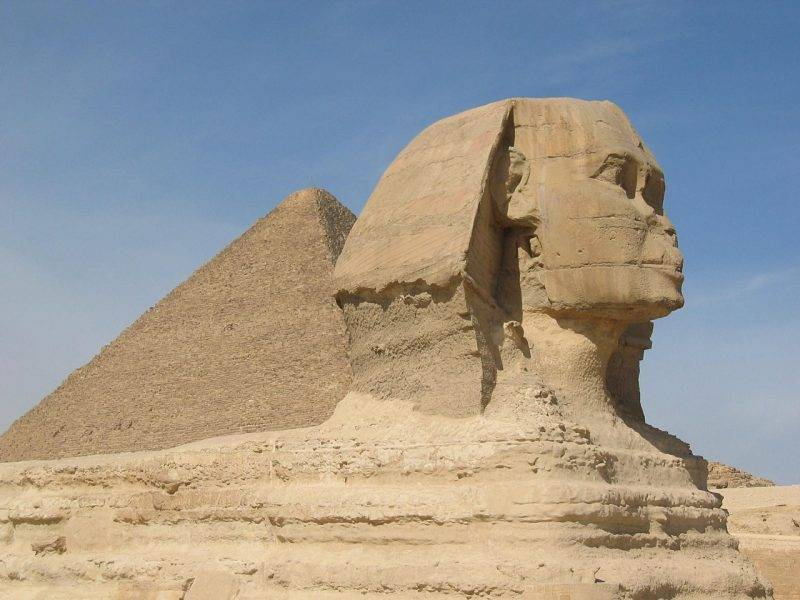 Egypt Famous Landmarks