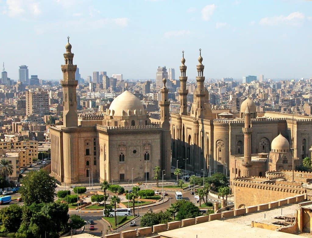 Old Egypt Itinerary 7 days