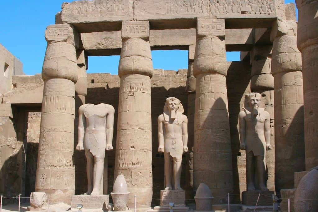 Egypt Itinerary 7 days