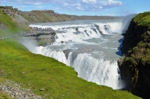 Gullfoss Waterfall Golden Circle Iceland