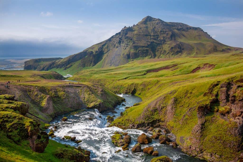 Iceland Golden Circle landscape
