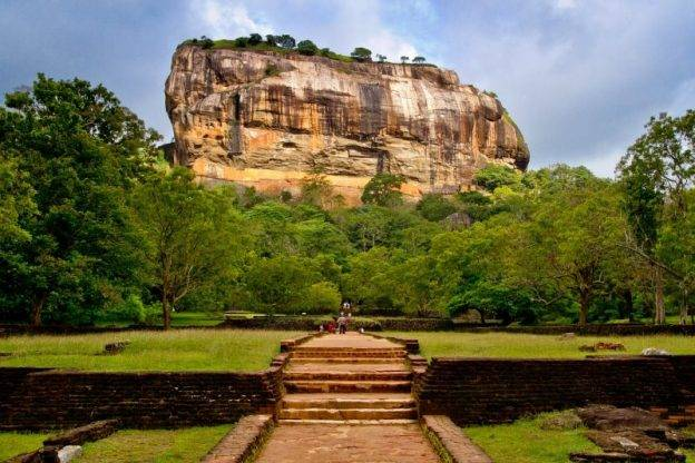 Sigiriya - Sri Lanka 2 week itinerary