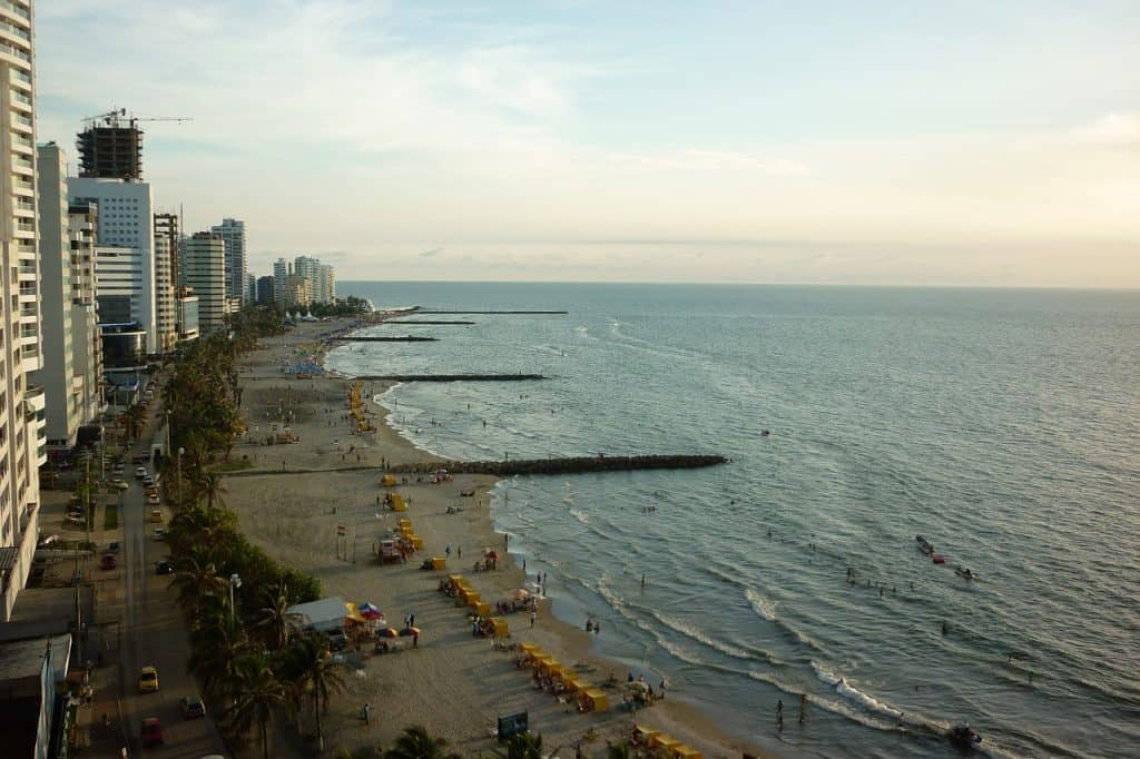 Best beaches Cartagena