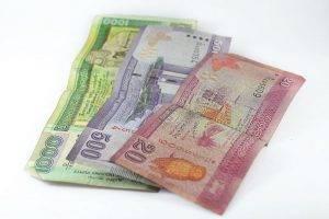 Sri Lankan Rupee