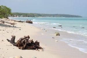 Playa Blanca - best beaches in Cartagena
