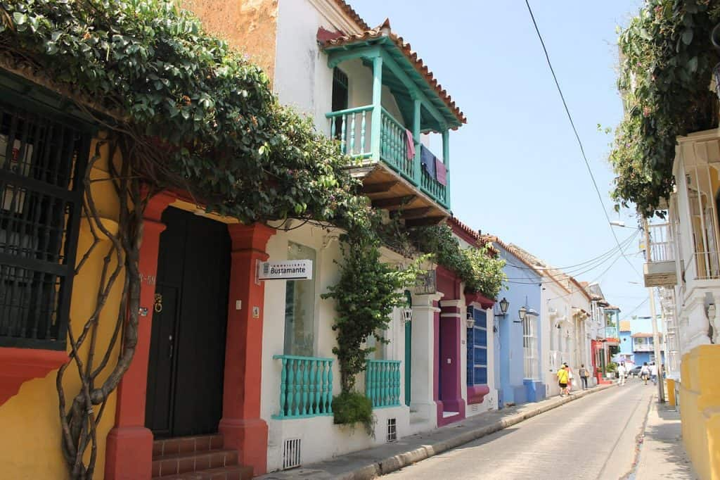 Cartagena Interesting Facts about Colombia