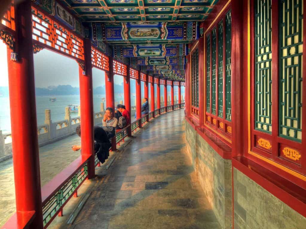 Summer Palace Beijing Itinerary