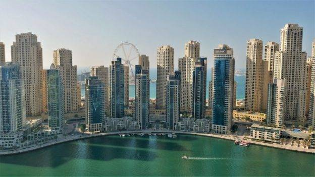 itinerary to Dubai