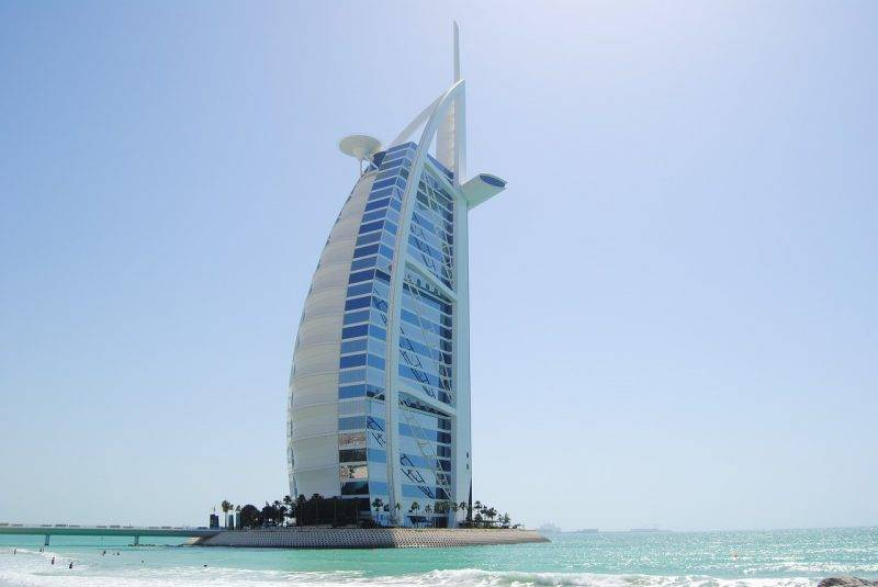 Burj Al Arab facts about Dubai