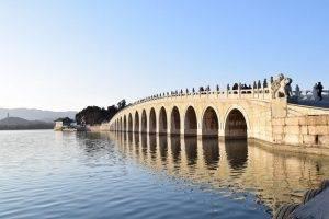Kumming Lake Bridge