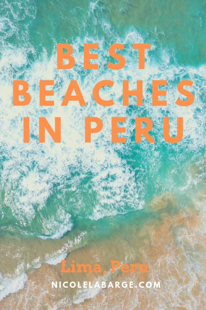 best peru beaches