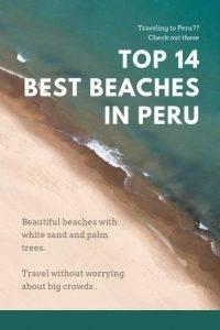 peru beaches best