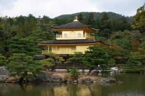 kinkakuji the best temple kyoto