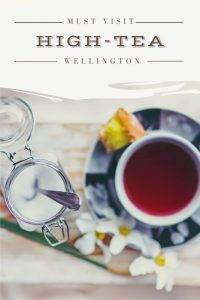 High Tea Wellington