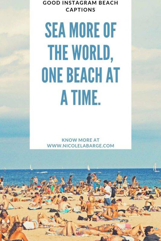 150+ Secret Beach Quotes and Beach Captions - Travelgal Nicole