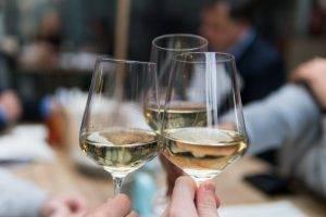 Door County wine tasting