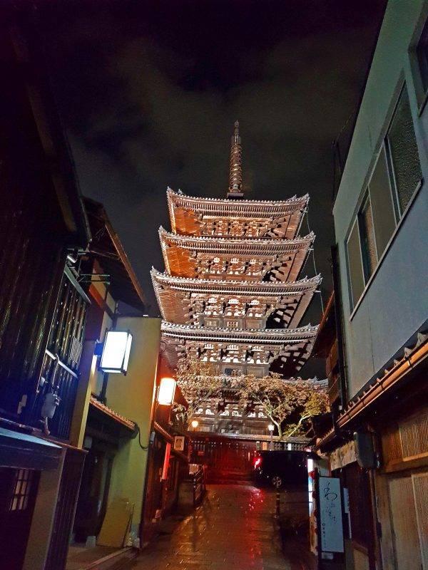 Hikanji kyoto best temples