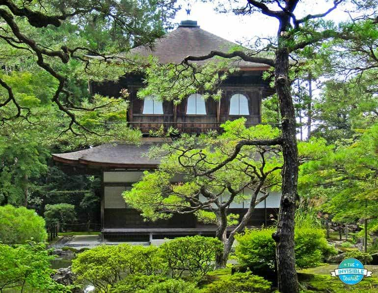 Ginkakuji a must for visiters Kyoto Temple kyoto famous temples