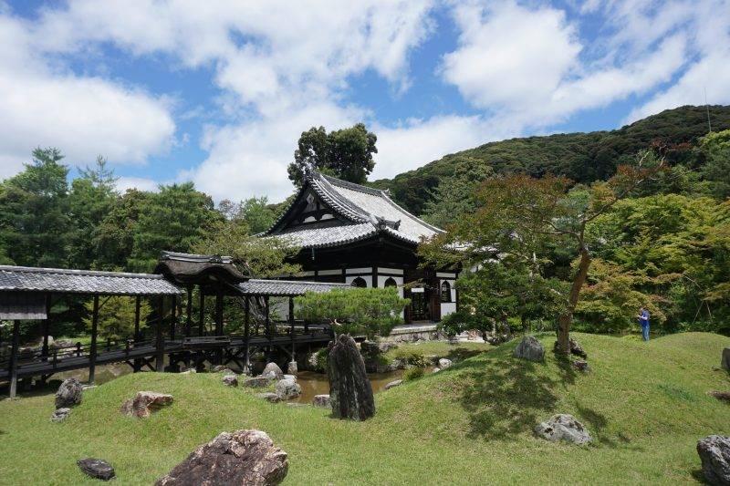 Kadai Ji Temple Kyoto famous temple