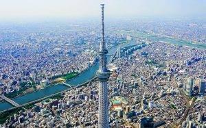 Osaka Kyoto Tokyo