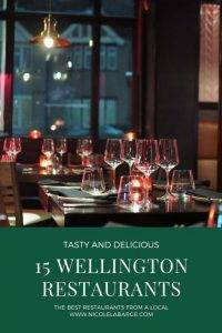 Wellington Restaurants best restaurants in wellington nz