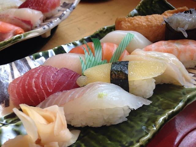 sushi in tokyo trip itinerary