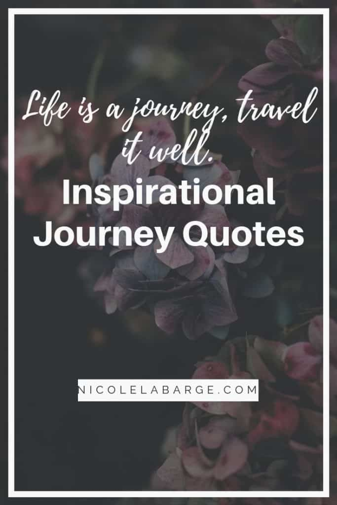Quotes about journeys