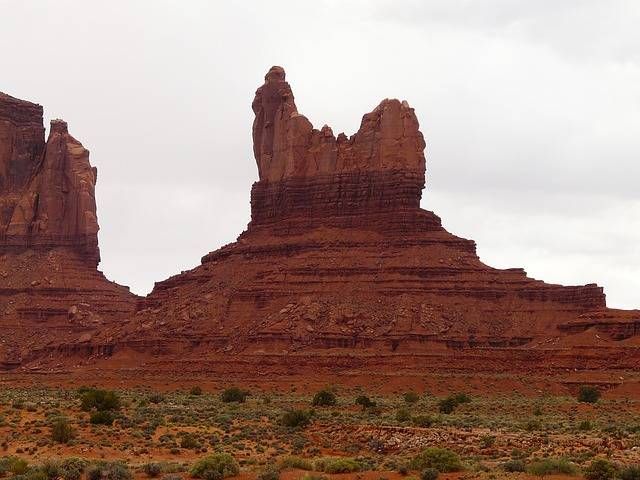 Kayenta Indian Ruins Arizona