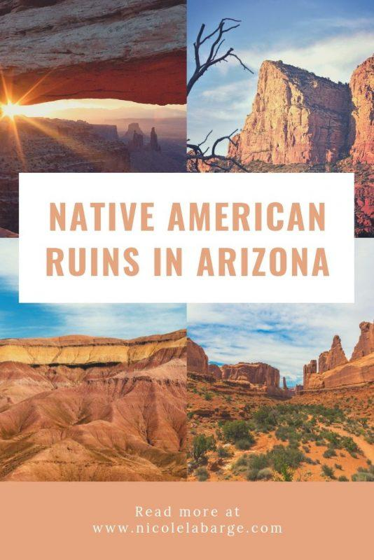 Native American Ruins Arizona