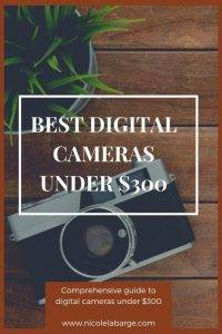 best digital camera under 300