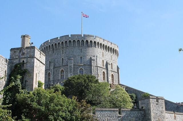 Windsor Castles near London