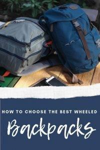 best wheeled backpack for travel