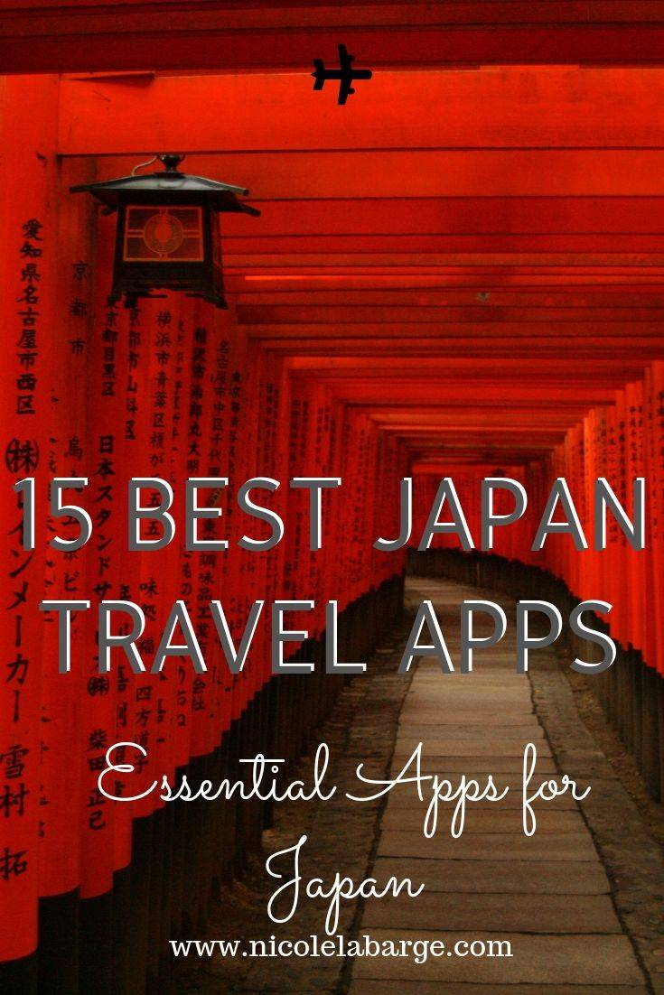 Best Japan Travel Apps