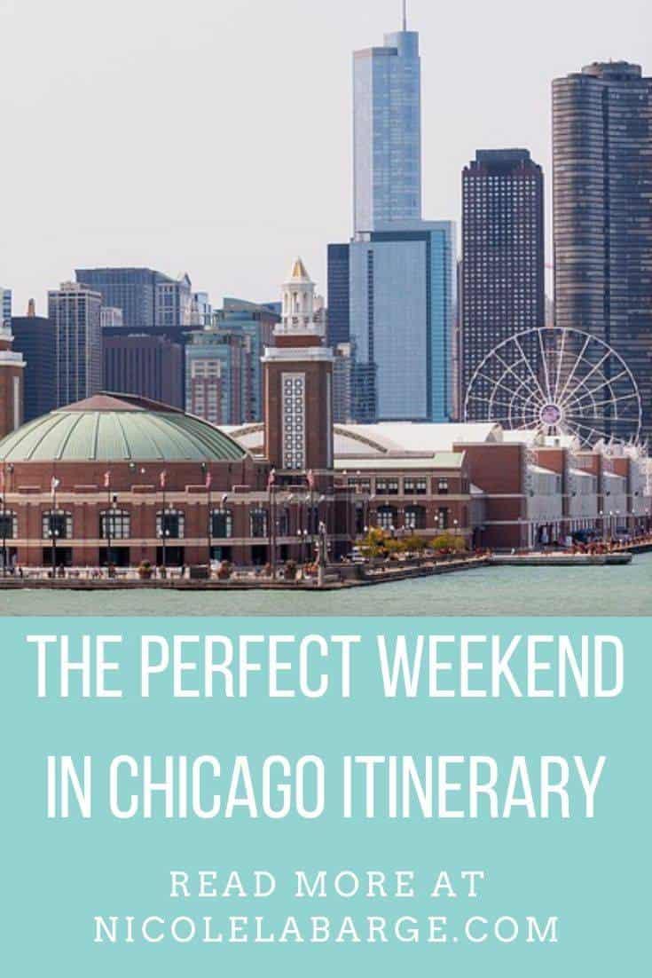 2 days in chicago