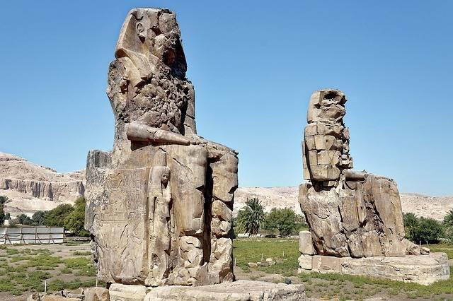 Landmarks in Egypt